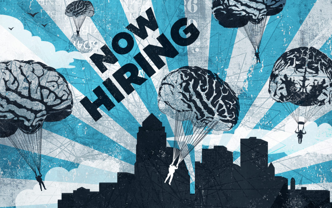 Now Hiring: 5 of Des Moines' Best Brains